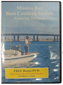 MISSION BAY BASS CATCHING SECRETS