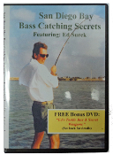 SAN DIEGO BAY BASS CATCHING SECRETS