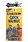 HERE'S HOW TO CATCH HALIBUT