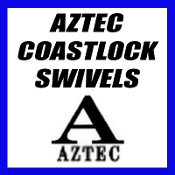 AZTEC - COASTLOCK SWIVELS