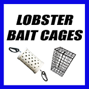LOBSTER BAIT CAGES