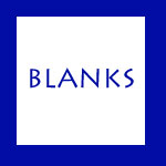 BLANKS- FREE SHIPPING ON MOST ITEMS!